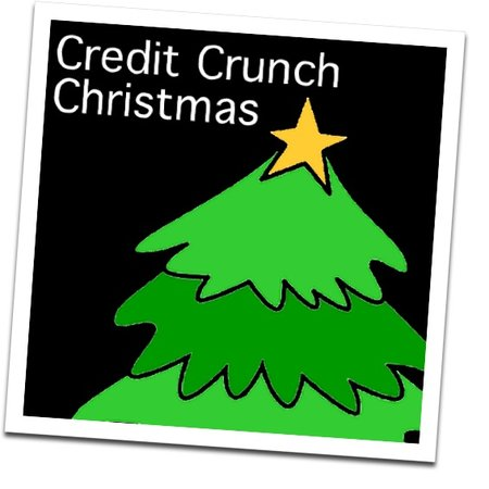 Credit Crunch Christmas: GelaSkins
