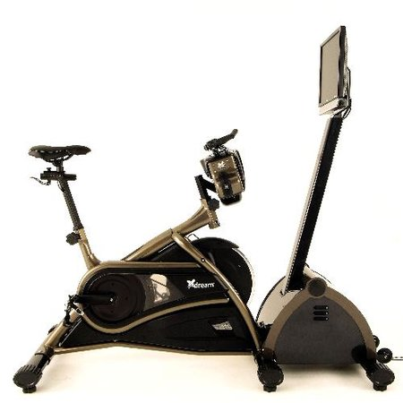 Trixter X-dream Fitness Bike rolls out