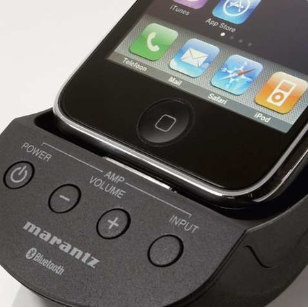 Marantz launches IS301 hand-held iPod dock