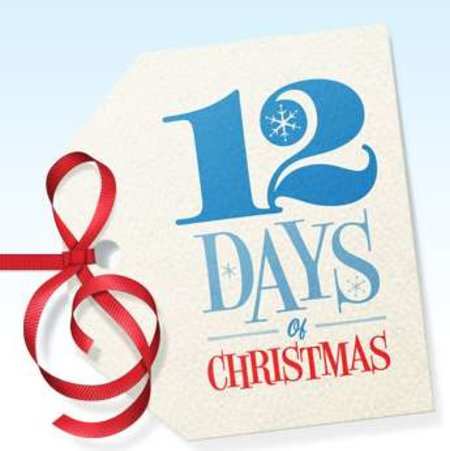 "iTunes ""12 Days of Christmas"" freebies start today"