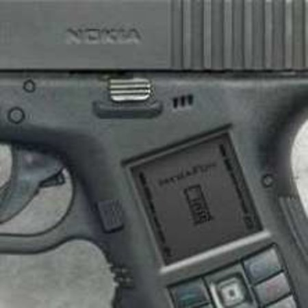 Nokia gun concept revealed