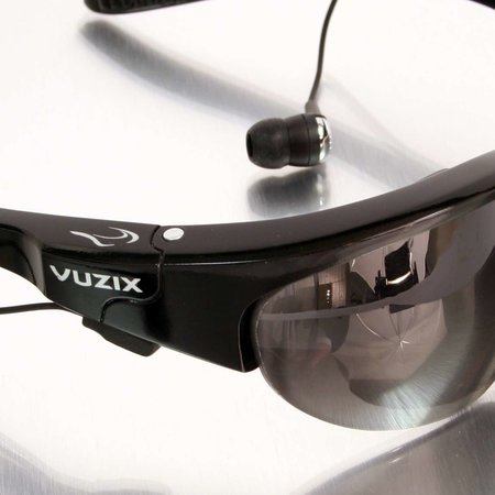 "Vuzix launches ""fashionable"" Wrap 920AV"