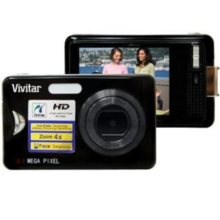 Vivitar announces new digital, underwater and video cameras