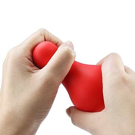USB stress ball launches