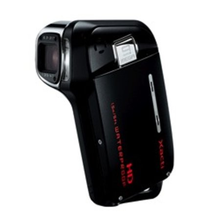 Six new Sanyo Xacti camcorders debuted