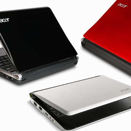 Acer launches 10-inch Aspire One