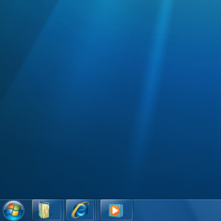 Windows 7 beta extended