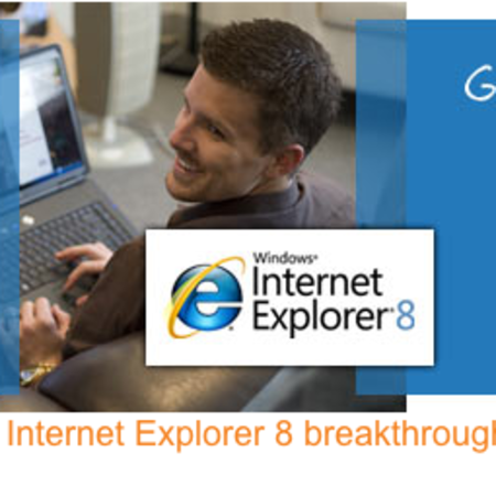 Microsoft Internet Explorer 8 RC1 released