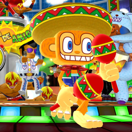 Samba De Amigo nearly here for Wii