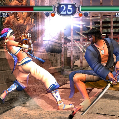 Soulcalibur fights its way to Xbox Live