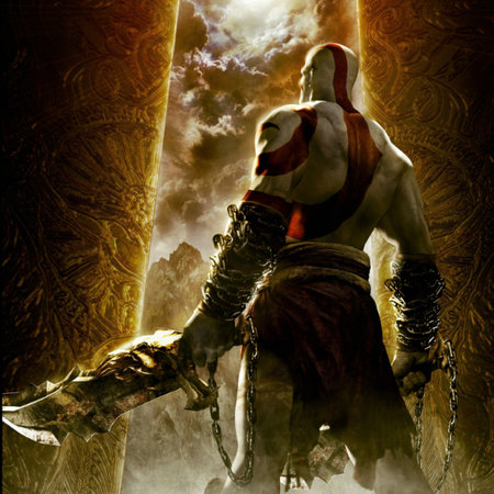 God of War 3 Announced for PS3