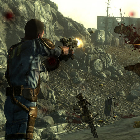 Fallout 3 wins Best in Show in E3 awards