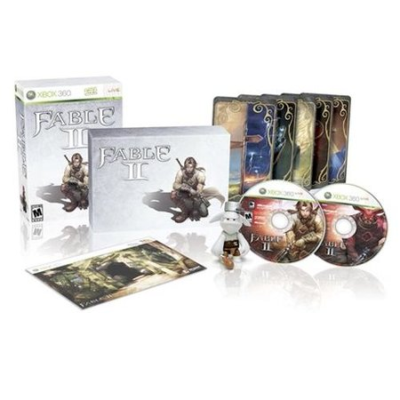 Release date announced for Fable 2