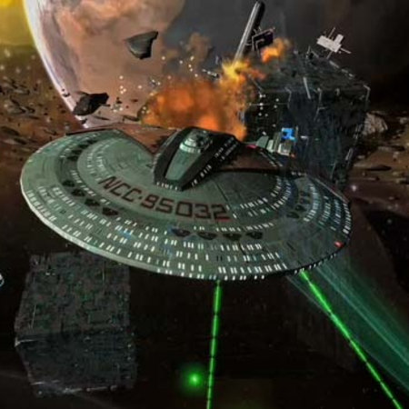 Star Trek Online trailer debuted