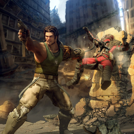 Bionic Commando sequel to use Nvidia PhysX technology