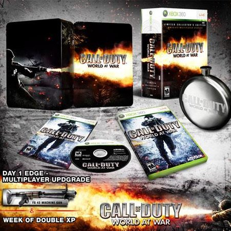 Call of Duty 4 Collector's Edition announced