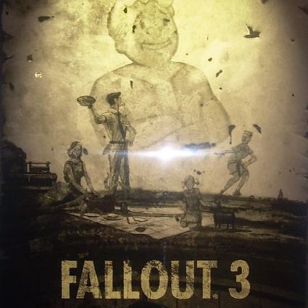 Fallout 3 debuts at top spot of All Format chart