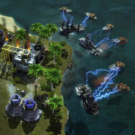 EA releases new Red Alert 3 PC demo