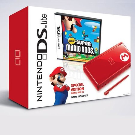 Nintendo releases two brightly-coloured limited edition DS bundles