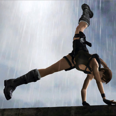 Tomb Raider: Underworld Wii glitch leaves Lara stuck
