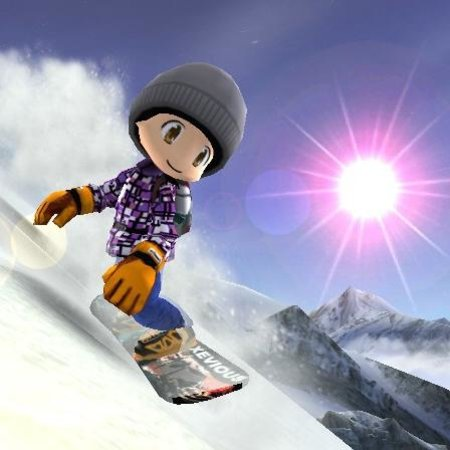 Namco Bandai announces Family Ski sequel