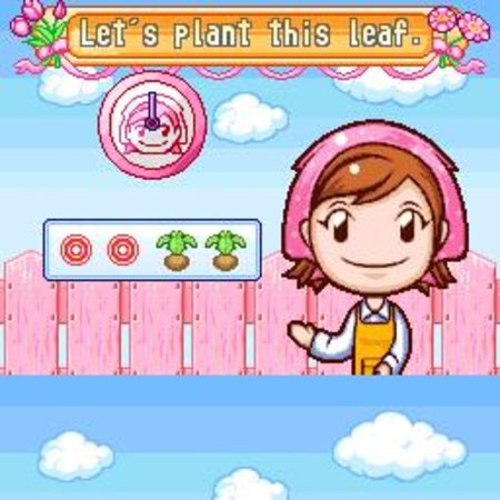 Cooking Mama to try her hand at gardening
