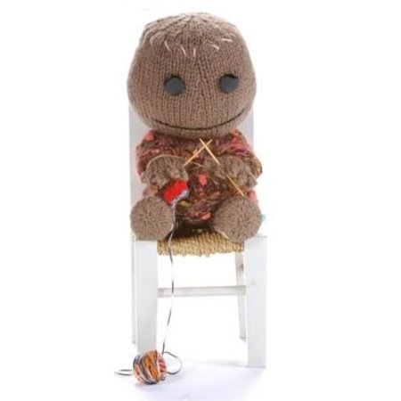 Sackboy gets his own knitting pattern