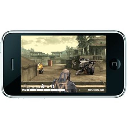 Konami to release all-new Metal Gear Solid for iPhone