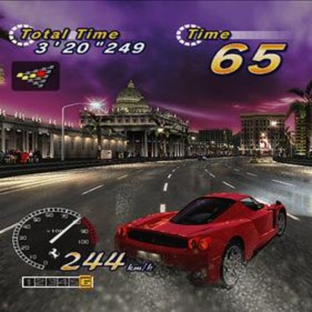 New screens released for OutRun Online Arcade