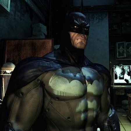 New Batman: Arkham Asylum screens released