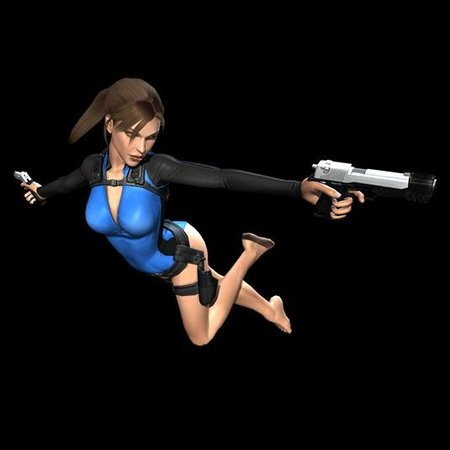 Eidos releases new Lara costumes for Underworld