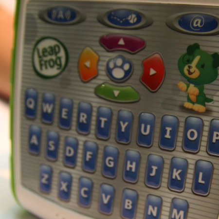 "LeapFrog launches ""Baby BlackBerry"""