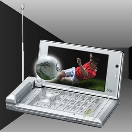 Hitachi launches mobile with 3D display