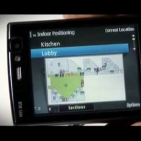 VIDEO: Nokia working on indoor positioning GPS