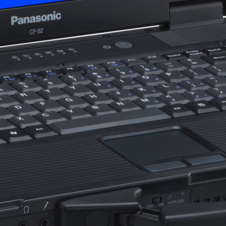 Panasonic launches CF-52 Toughbook with touchscreen