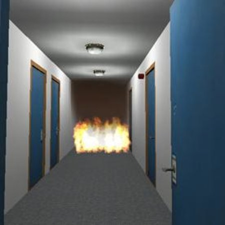Video games help with fire safety