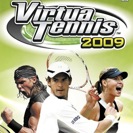 Sega announces Virtua Tennis 2009