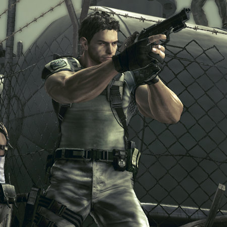 New Resident Evil 5 screenshots - photo 1