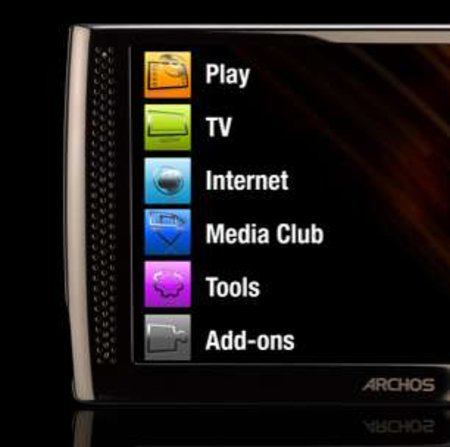 Archos to launch Android-based Internet Media Tablet
