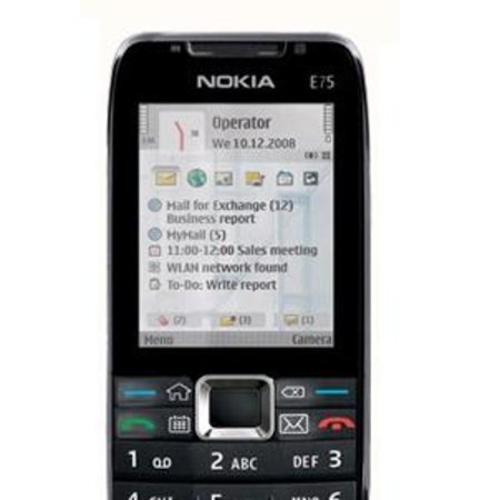 Expansys releases Nokia E75 specs
