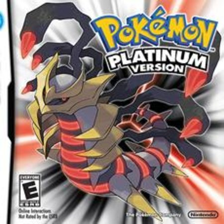 Pokémon Platinum Version confirmed for Europe