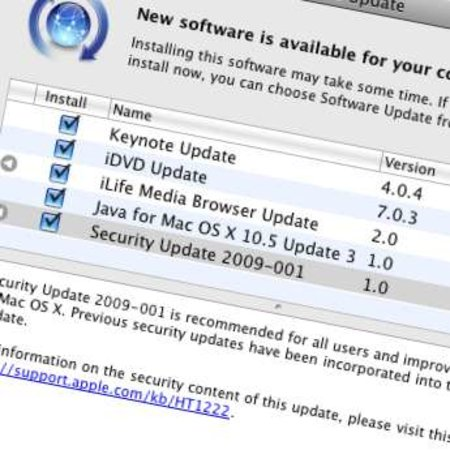Apple issues big security update for Mac OS X