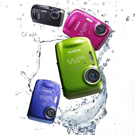 Fujifilm announces FinePix Z33WP