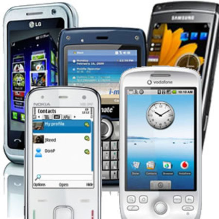 Five top phones at Mobile World Congress 2009