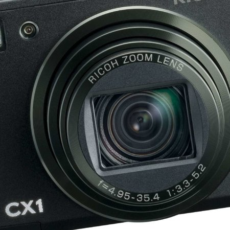 Ricoh announces the CX1