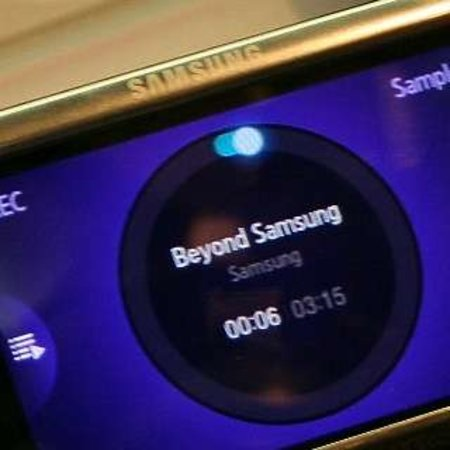 Samsung Beat phones to get Shazam