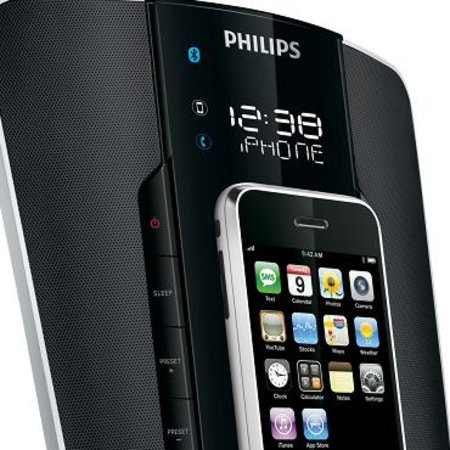 Philips iPhone dock unveiled