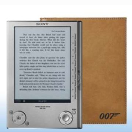 Sony offers Ian Fleming edition Reader