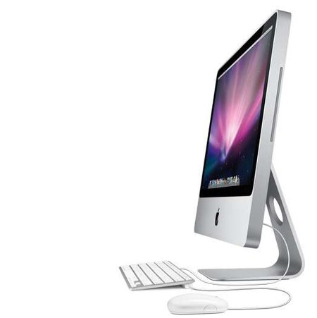 Apple launches new iMacs