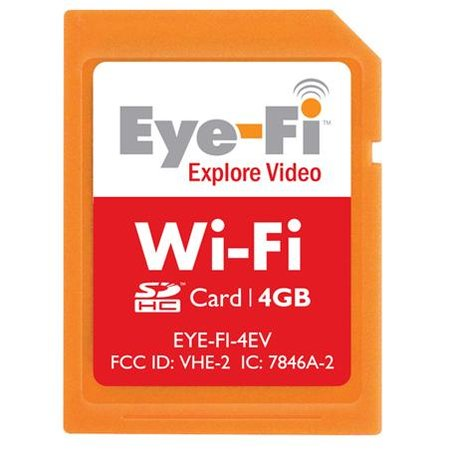 Eye-Fi cards get video support